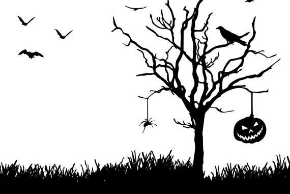 Halloween poems for Kids Jack o Lantern illustration