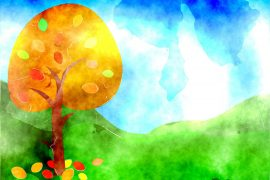 Fairy Tales for Kids The Anxious Leaf short stories for children