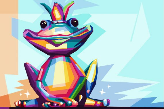 French Fairy Tales The Friendly Frog by Charles Perrault