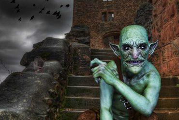 Japanese fairy tales The Ogre of Rashomon free books online