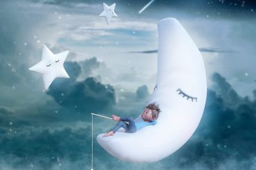 Nursery rhymes Lets All Go To The Moon poems for kids