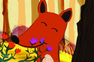 Bedtime stories Arthur and the Fox free books online header