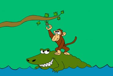 Fairy Tales The Monkey's Heart short stories for kids
