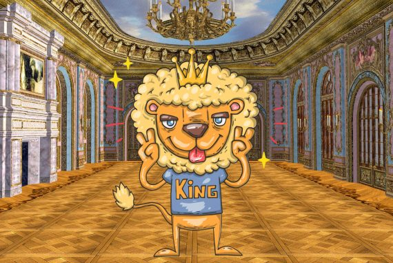 Poems for kids The Invisible King nursery rhymes
