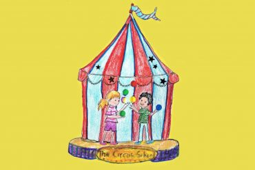 Short stories for kids The Circus School bedtime stories
