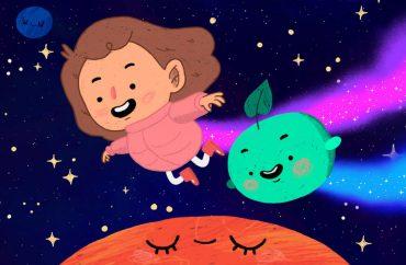 Bedtime story Tasha Soars short story for kids header