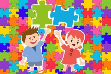 Short stories for kids We All Fit In Together bedtime stories header