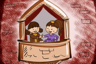 Bedtime Stories Polly Pirate Princess Short Stories for Kids header illustration
